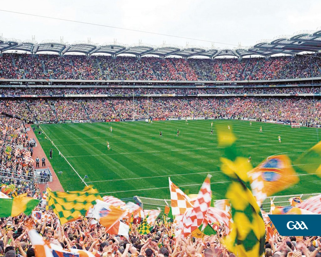 Croke Park will be seeing a lot more action this November.