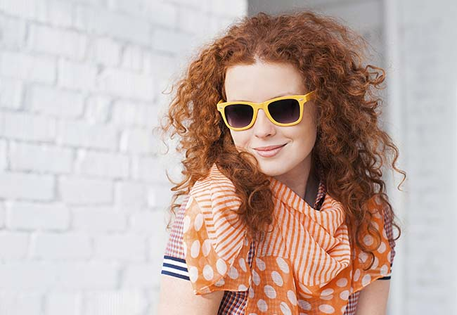 Gingers are masters at producing vitamin D – turning a disadvantage into power.