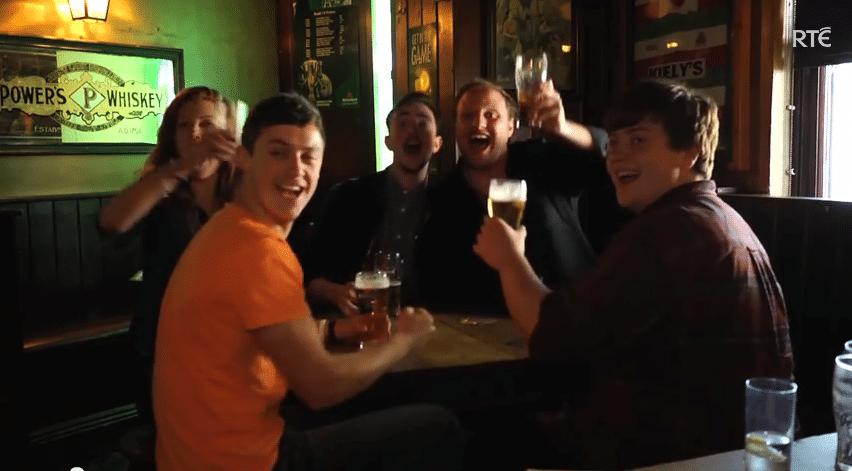 Seven Drunken Nights (The Dubliners) – one of the best Irish drinking songs