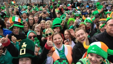 What not to do in Ireland; make fun of the Irish accent.