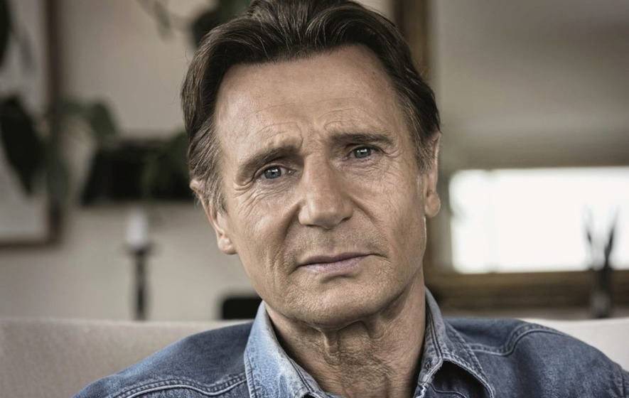 Liam Neeson – formerly an accomplished sportsman