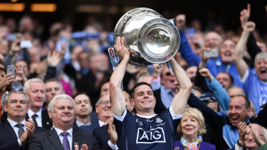 Maybe Dublin will end up again with Sam, another of the top All-Ireland Football Championship contenders.