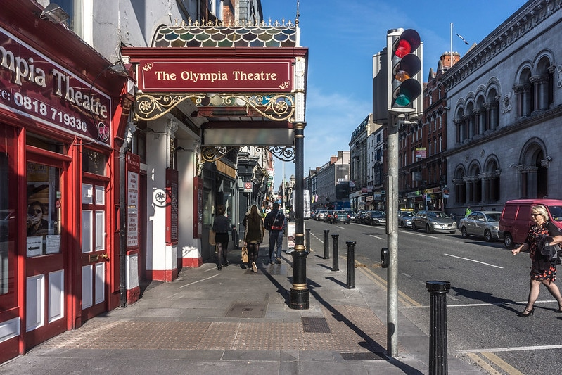 See a show at one of Dublin's many venues – the best of the city's art and culture