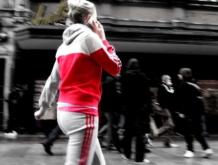 A female in fake tan and a tracksuit is sometimes referred to as a 'milly' in Irish slang.