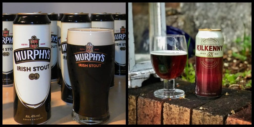 The 10 best Irish beers of all time, RANKED.
