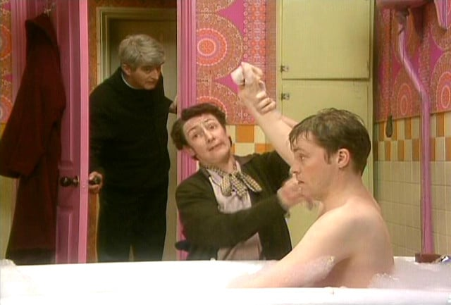 The job - your role as a Father Ted TV Critic.