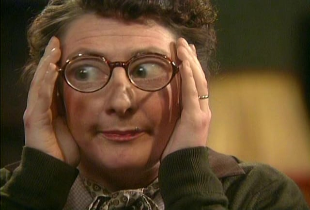 Mrs Doyle's first name was never revealed on the show.