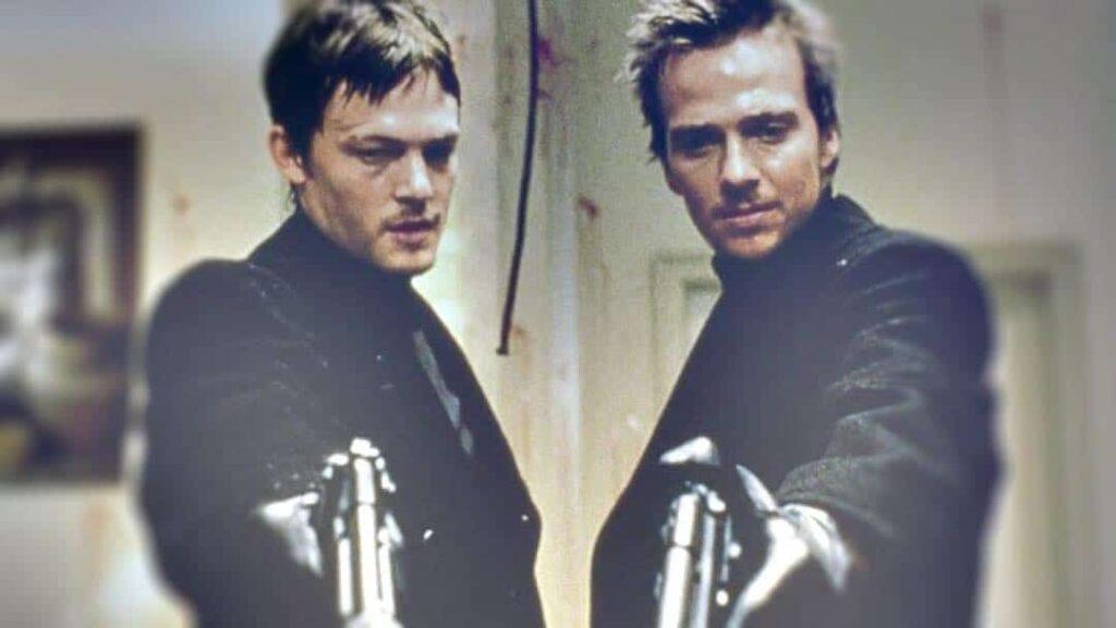 The Boondock Saints (1999) - Irish twins taking down the Boston mob.