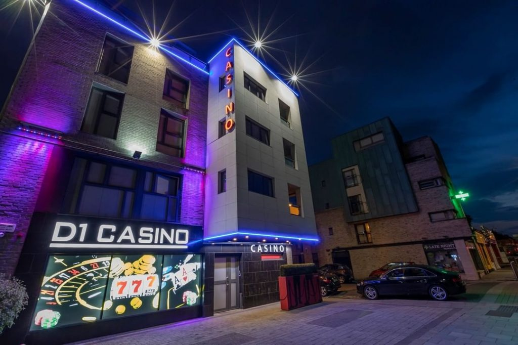 D1 Casino Club – beat the city centre crowds.
