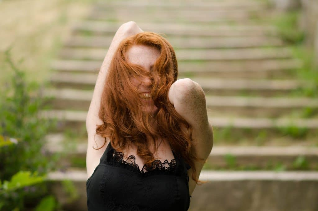 Female redheads can handle pain better – real-life superwomen.