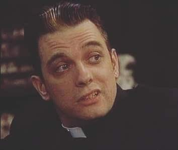 Joe Rooney played Father Damo for one episode of Father Ted.