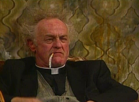 Father Jack is one of the most iconic characters from Father Ted.