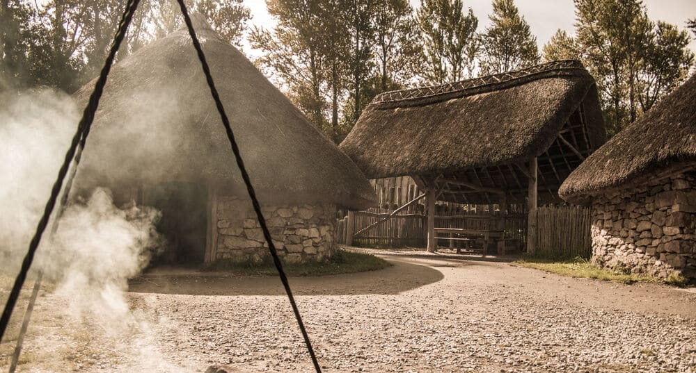 The Irish National Heritage Park, Co. Wexford – a 9,000-year journey through Ireland's history.