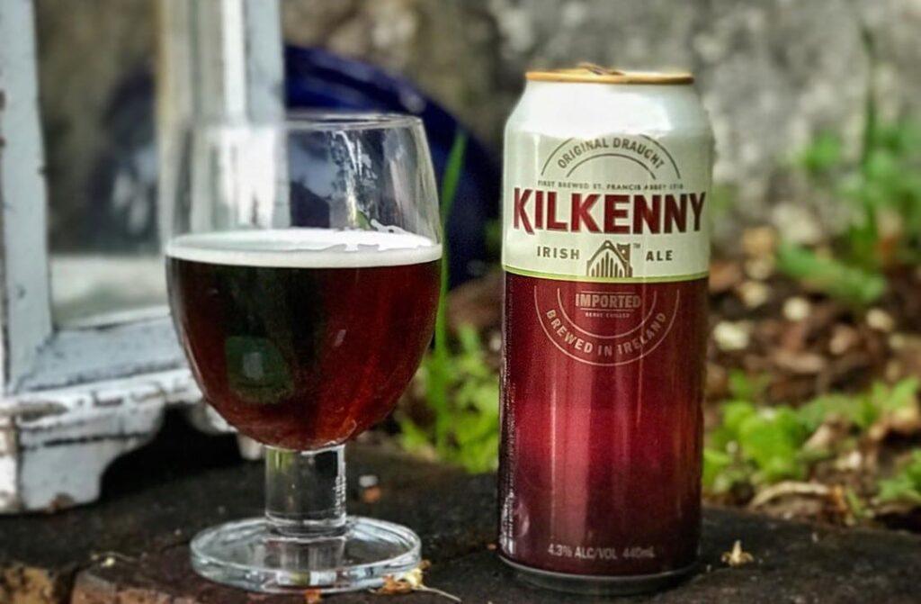 Kilkenny Irish Cream Ale – a smooth and flavorful taste.