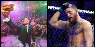 Conor McGregor not retired but just 'hungover and emotional'