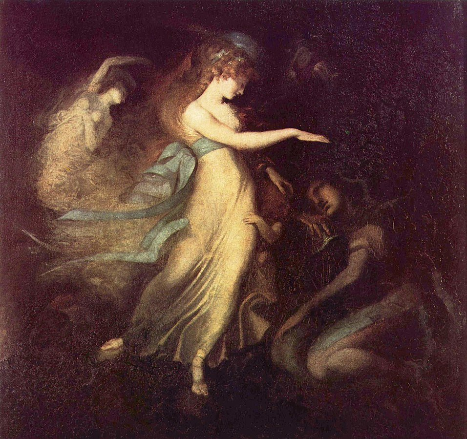 The Pixie who fell in love – a romantic tale.