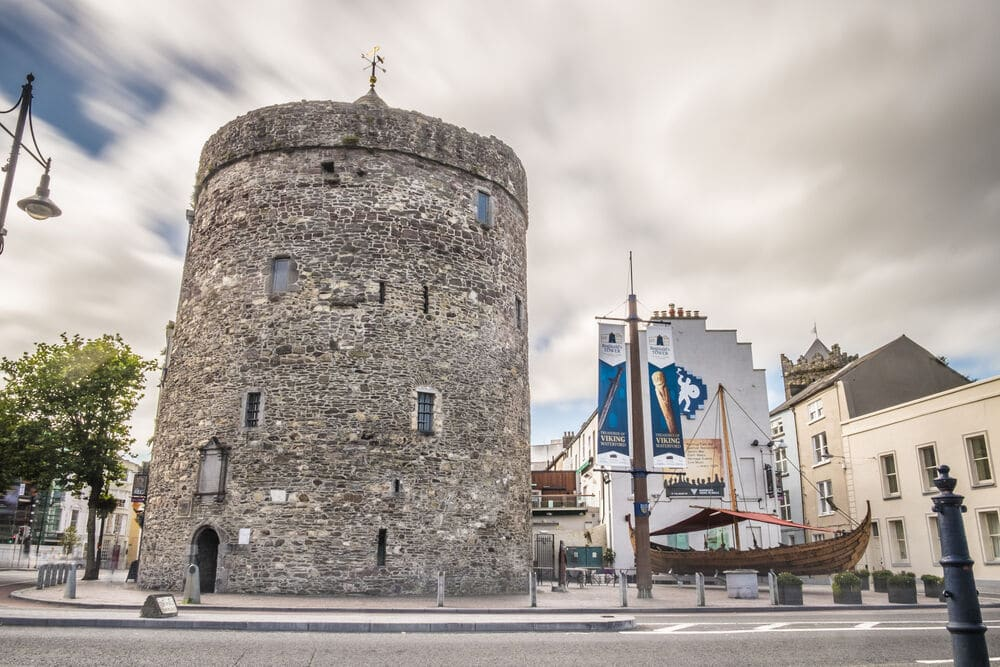 Reginald's Tower, Co Waterford – the gem in Waterford's Viking Triangle.