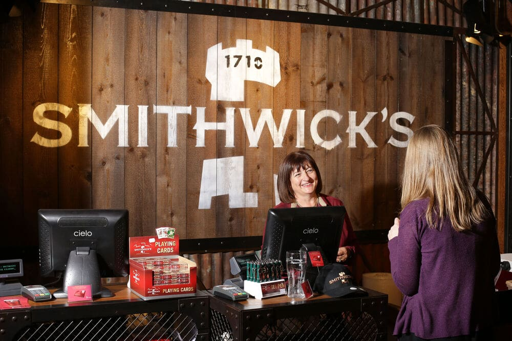 Smithwick's Experience Brewery Tour, Kilkenny – grab a taste of the world-famous beer.