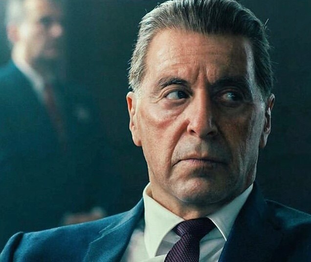 The Irishman (2019) - Scorsese's latest big screen hit.