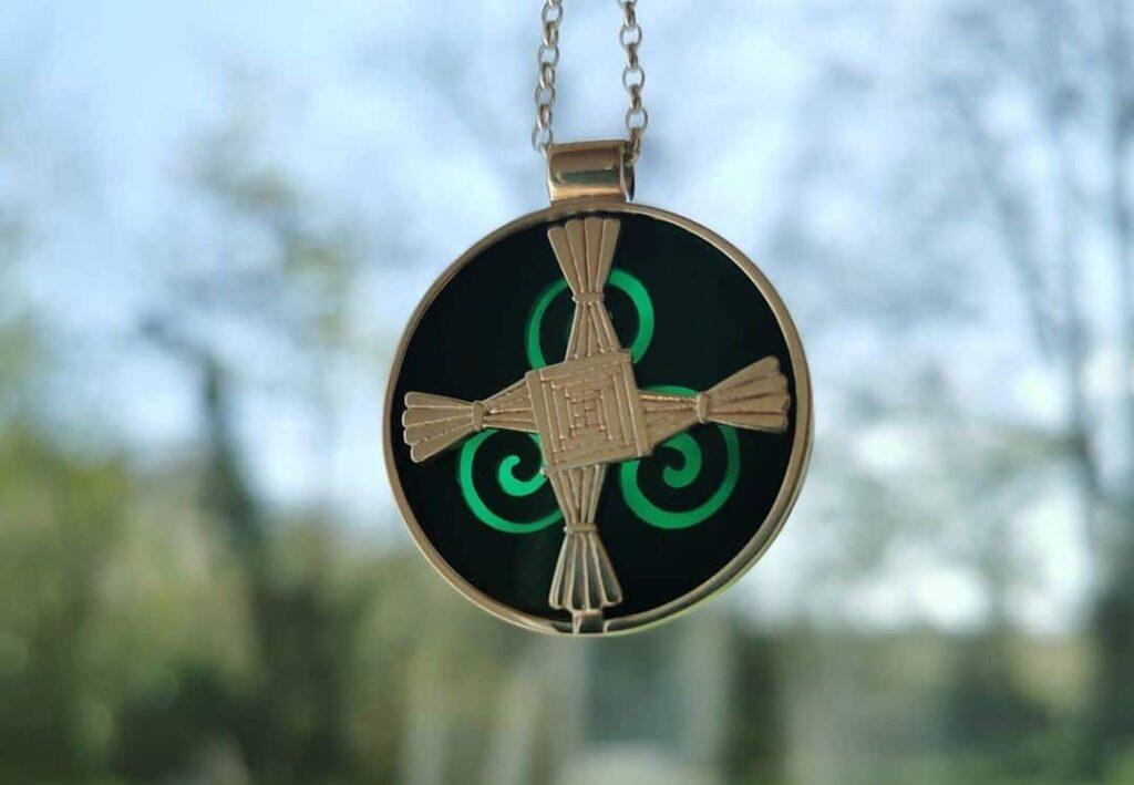 St Bridgid's Cross is a very important Irish Celtic symbol that predates Christianity.