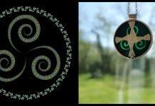 The Irish Celtic symbol for family