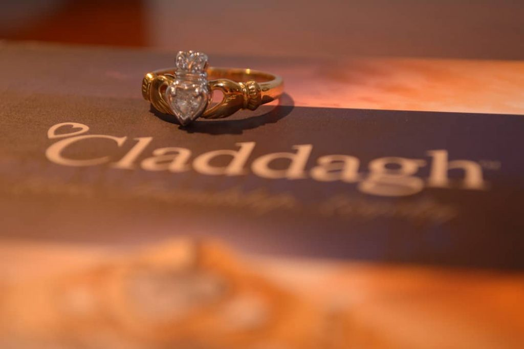 The Claddagh rings are extremely popular in Ireland and around the world.