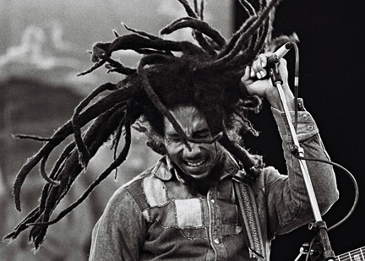 Eric Luke revealed that Bob Marley was the biggest star that he ever photographed.