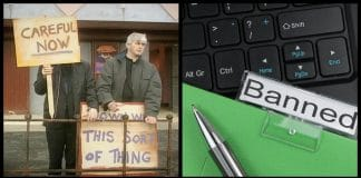 Father Ted to be removed from the air after offending church-goers
