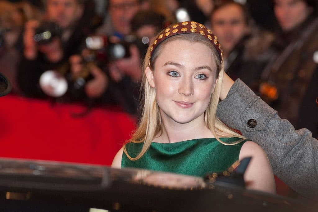 Saoirse Ronan – taking Hollywood by storm