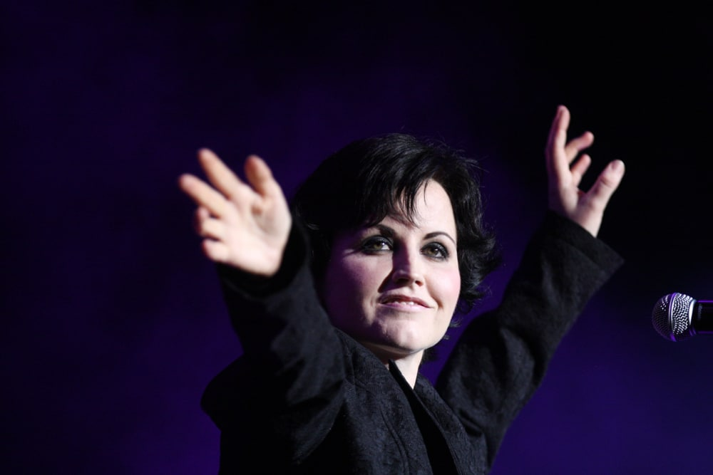 The Cranberries – a cert for the Spotify playlist