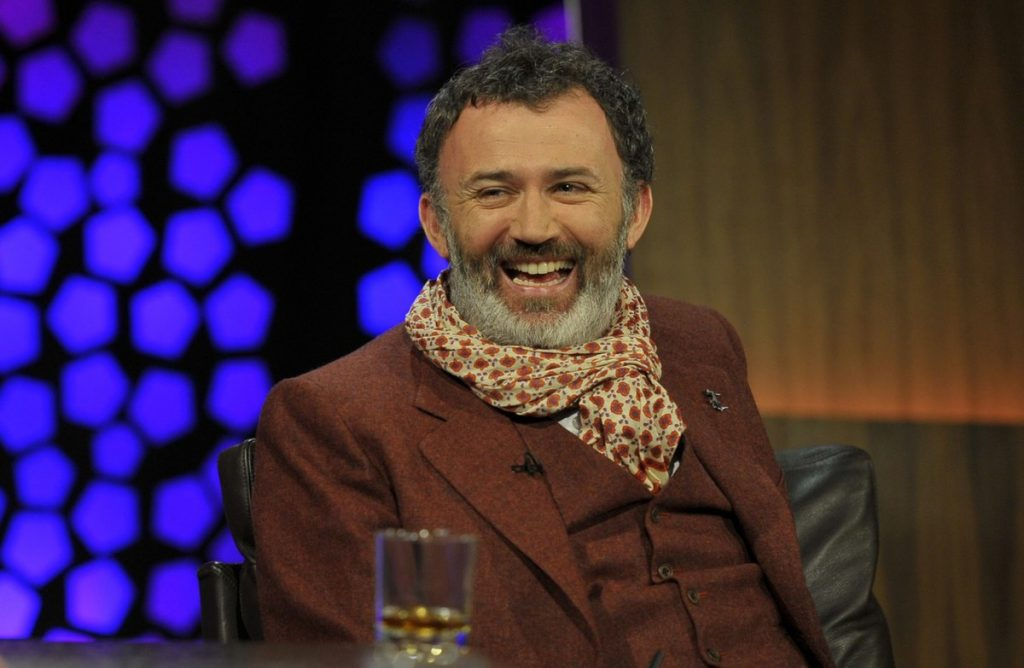 Tommy Tiernan – the king of Irish comedy