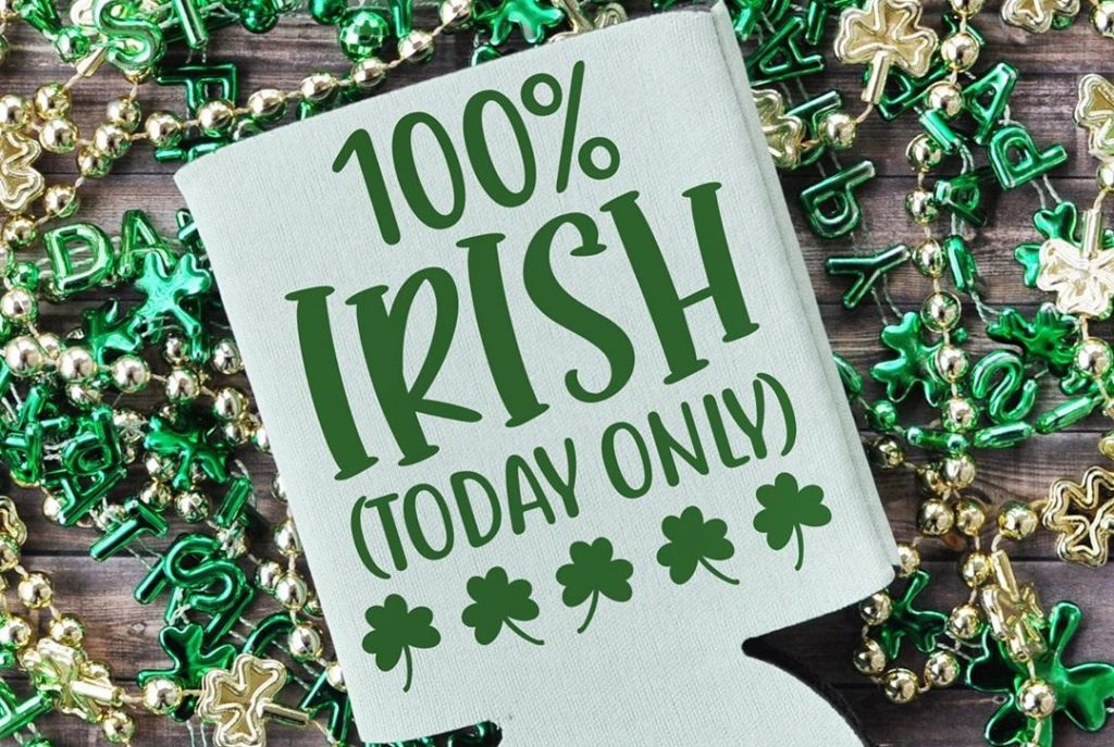 You need more than just the one visit to call yourself 100% Irish.