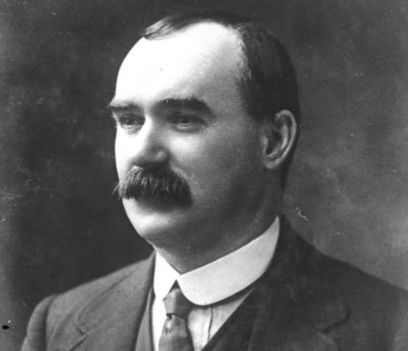 James Connolly is one of the most important Irish rebels in history.