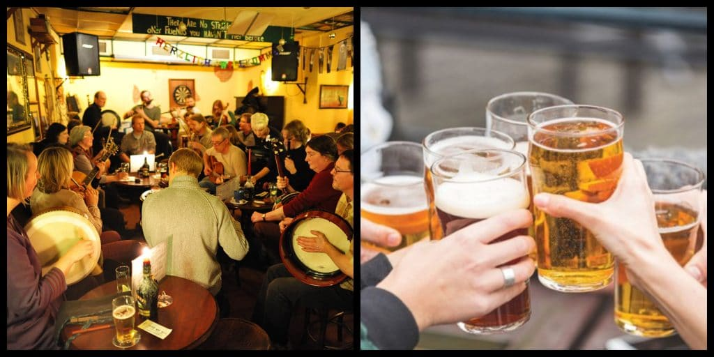 Top 10 best Irish drinking songs, RANKED