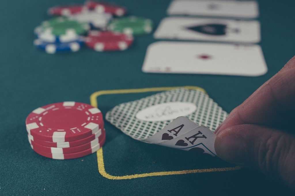 The Bank Casino is a top pick for poker in the city.