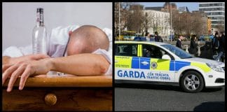 Search called off for Irishman found in a pub after lockdown