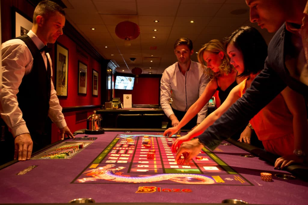 Tempat teratas lainnya untuk roulette adalah The Sporting Emporium di Dublin.