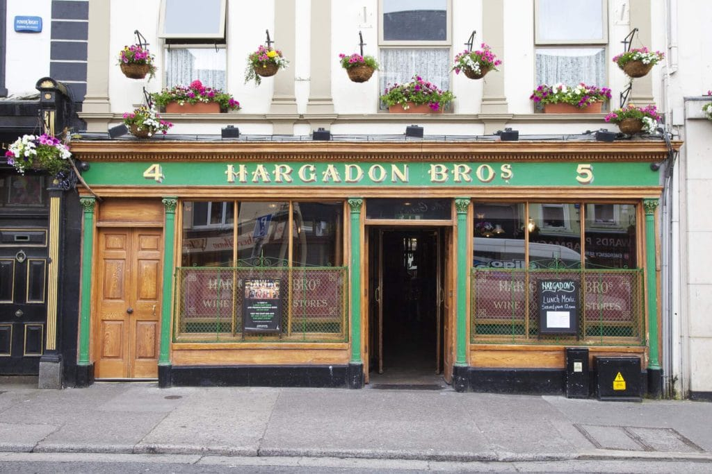 County Sligo and County Leitrim have one pub per 469 people.