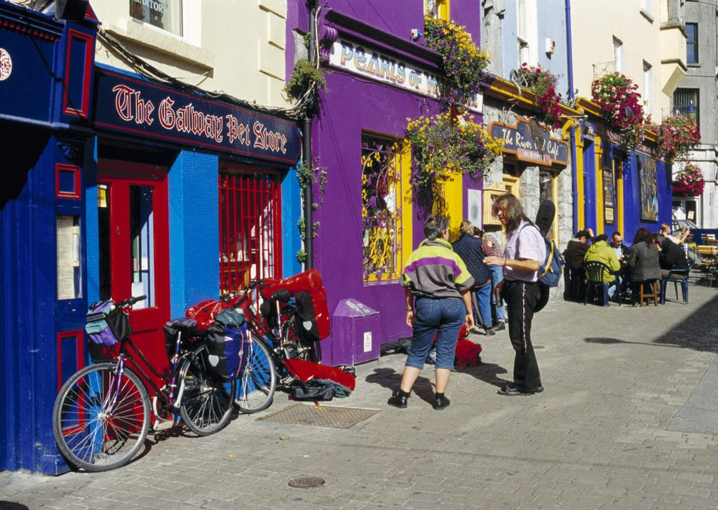County Galway is number nine on our list of counties in Ireland with the most pubs per person.