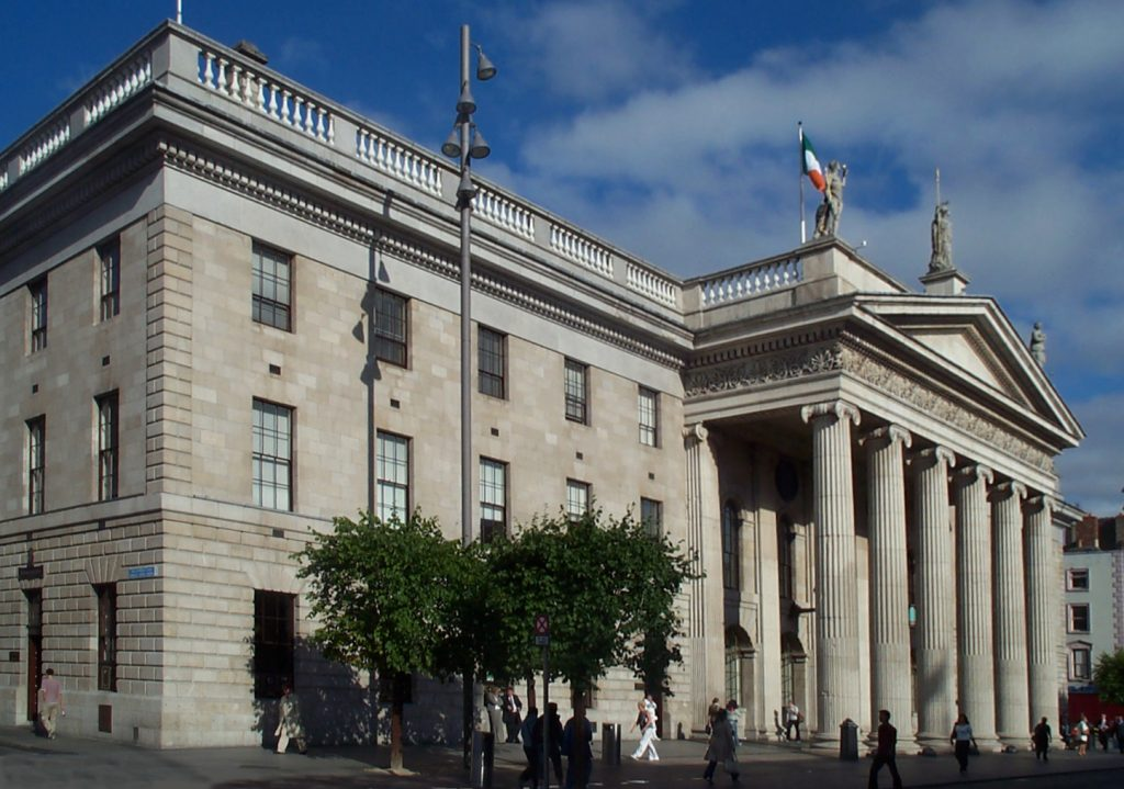 The powerful story behind the Irish flag meaning.