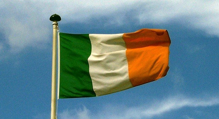 What is the Irish flag meaning?