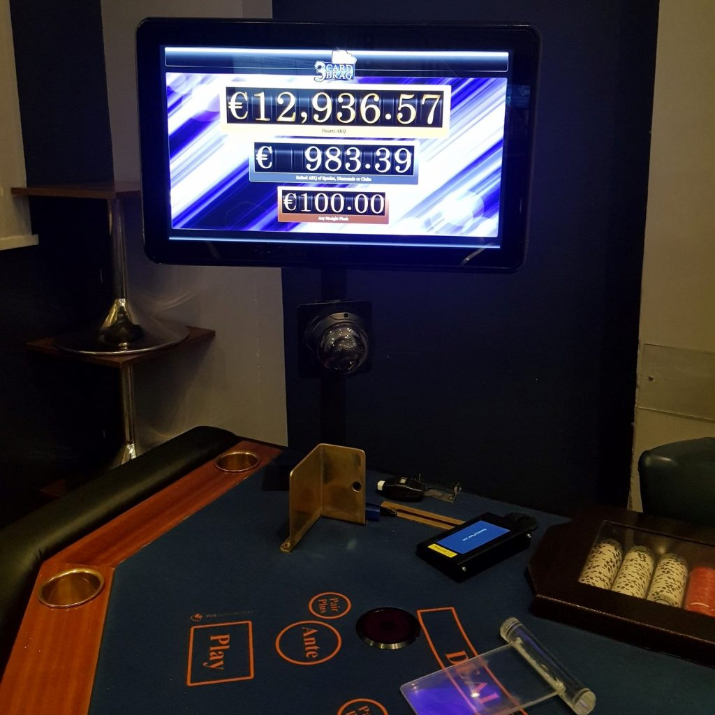 The Fitzwilliam Casino and Card Club is one of the best poker rooms in Ireland.