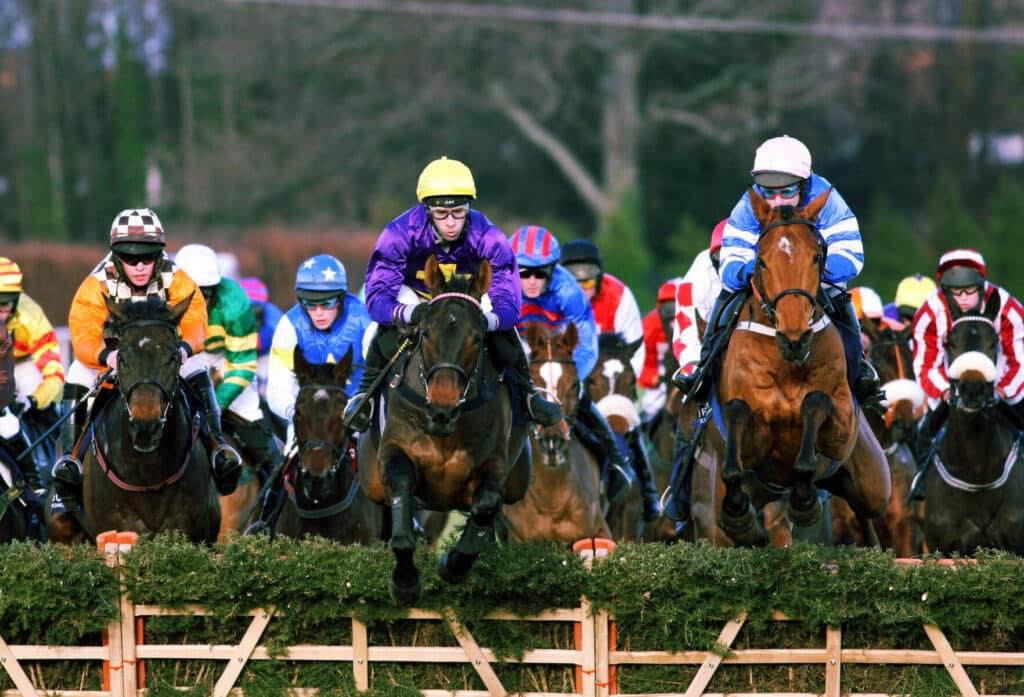 Leopardstown Racecourse is one of the best spots to watch horse racing in Ireland.