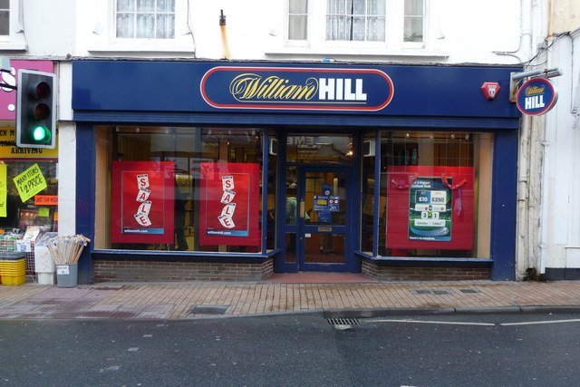 William Hill is the best bookmaker.