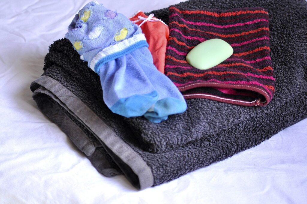 Clean underwear is an unusual habit for men.