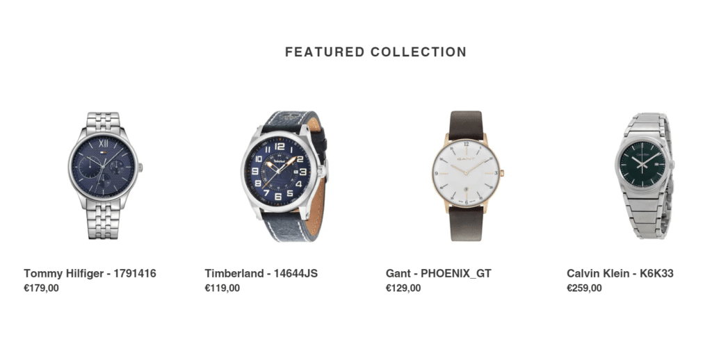 Luxurious Watches is a great alternative to excellent watch shops in Dublin.