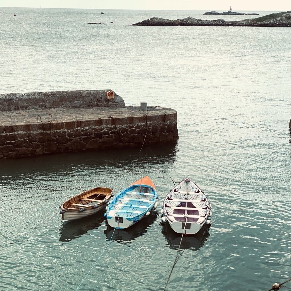 Dalkey Island is a must-visit.