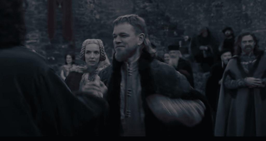 First trailer for Matt Damon's new movie filmed in Ireland has been released.