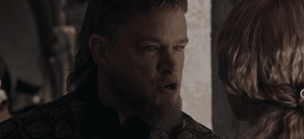 The Last Duel stars Matt Damon and Ben Affleck.