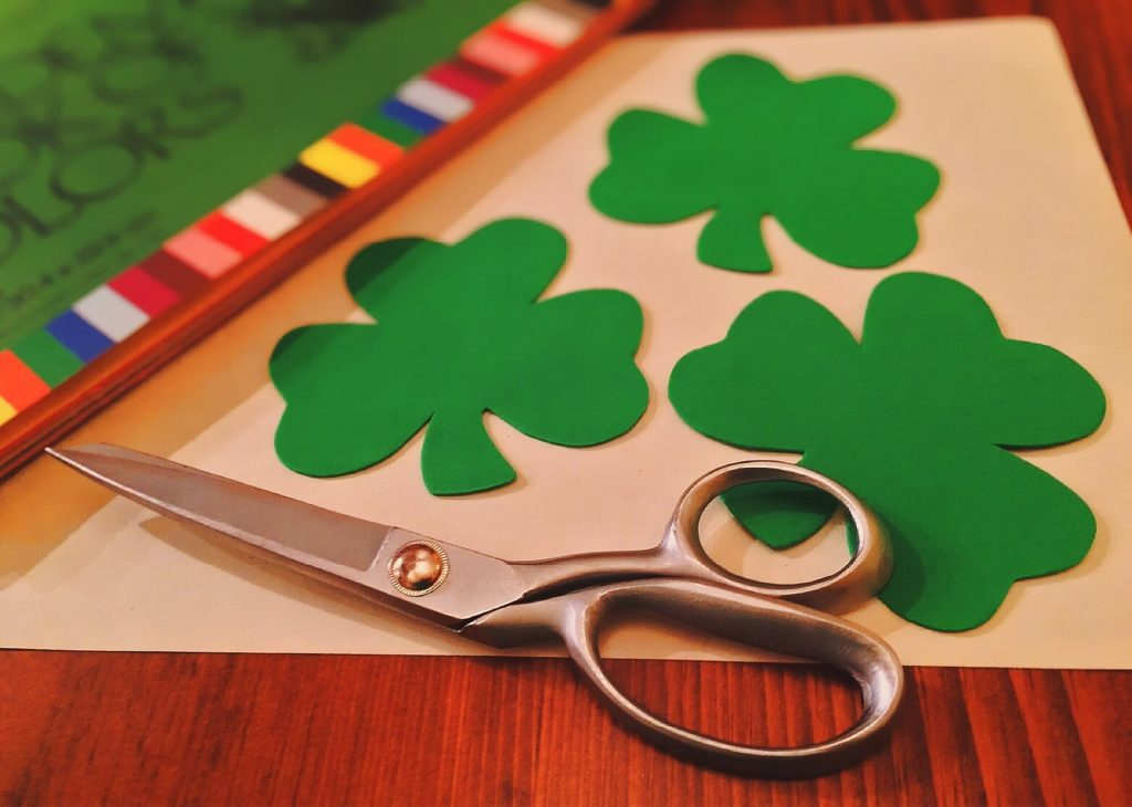 If you've ever wondered 'are shamrocks lucky', here's your answer.